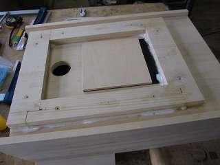 ポルタティーフ・オルガン制作:ふいご再取り付け・パイプ調整・ひと段落
